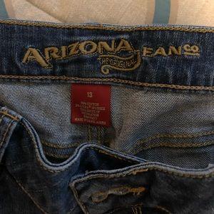 Arizona Jean shorts very comfortable